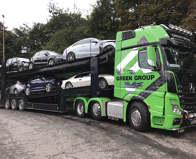 The Green Group Transport Logistics Services