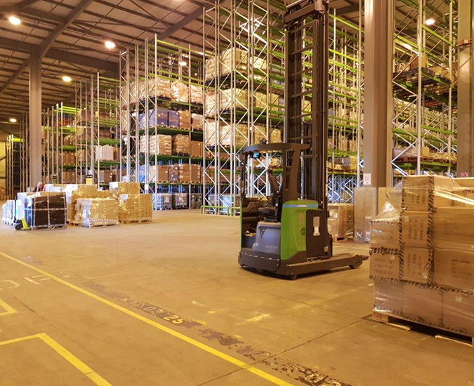 The Green Group Warehouse Services