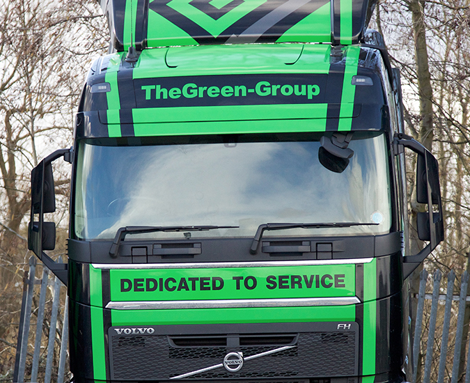 The Green Group Logistics Services