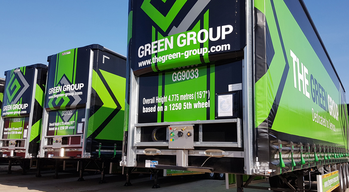 Green Group Trailers